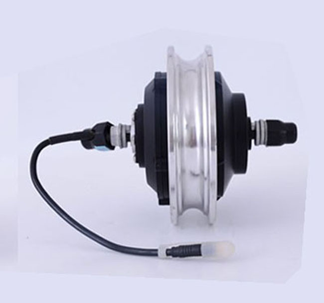 "10"" 10 inch electric scooter hub motor Brushless Geared High Speed E Scooter Motor"