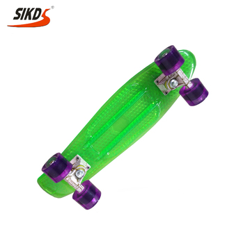 Wholesale 27inch cruiser skateboard custom board skate
