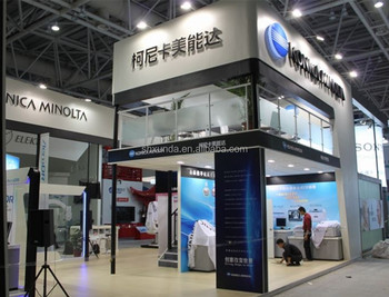 Exhibition Stand Design Price : Clearance price modern style trade show stand wood aluminum