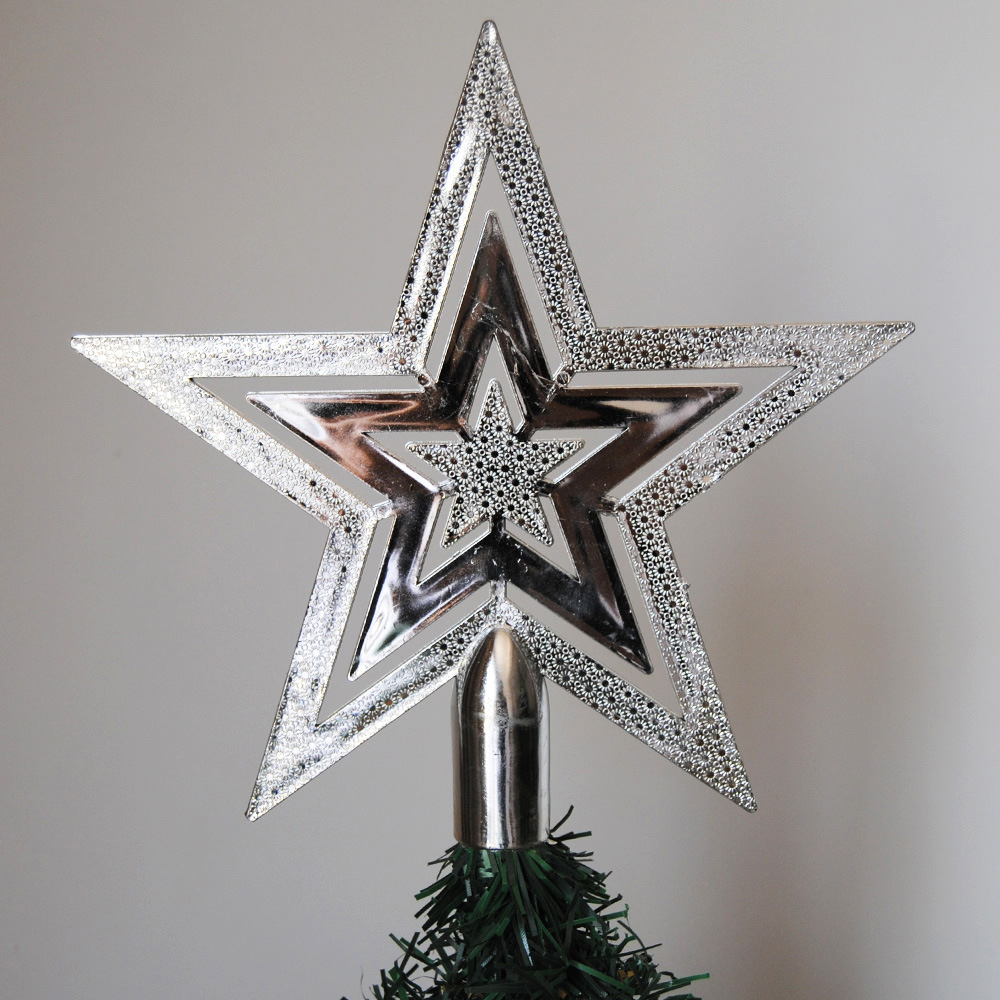 North Star Christmas Decorations For Christmas Tree - Buy ...