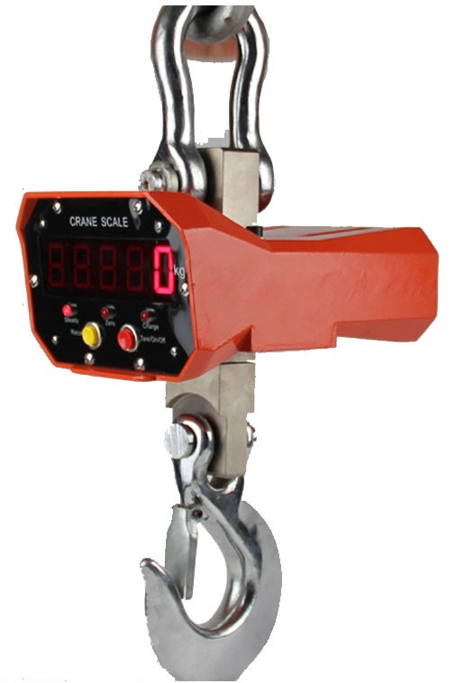wireless handheld display Hanging scale for crane scale