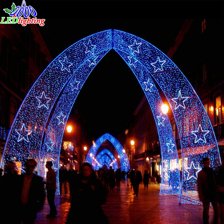 Led Christmas Lights Outdoor.Artificial Led Christmas Lights Outdoor Waterproof Arch Motif Buy Artificial Led Christmas Lights Outdoor Waterproof Arch Motif Christmas Led Street