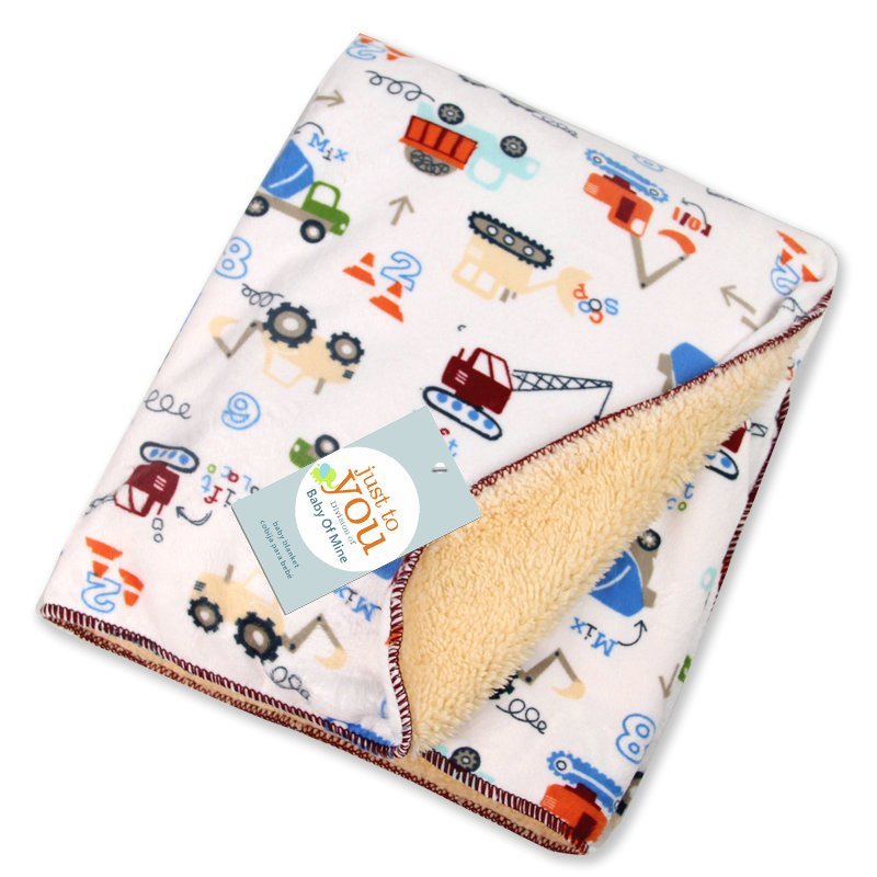GBJU-002 2018 Hot New Products Solid Color Flannel Plain Fleece Baby Blanket, Cute Baby Swaddle Blanket For New born Baby