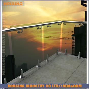 Deck Railing Ideas_low Price Glass Deck Railing_glass Railing Design ...