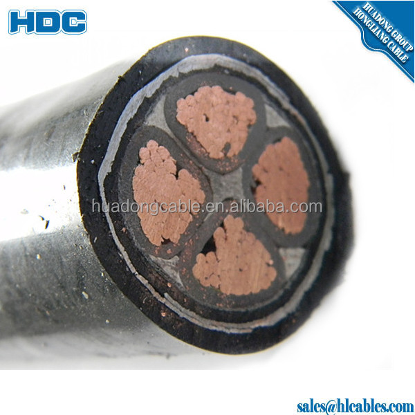 Supply of LV Cable 4x6 mm2, 0.6/1 kV