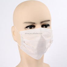 Disposable Medical 3 ply Non Woven Mask/Surgical Disposable Face Mask