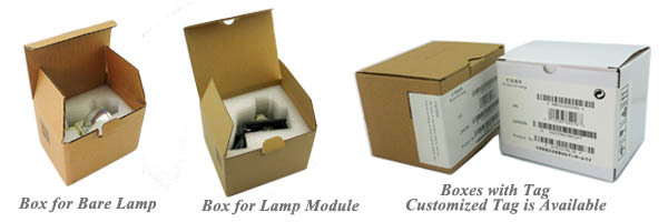 Compatible Projector Lamp SP-LAMP-017- Bare Lamp & Lamp with housing