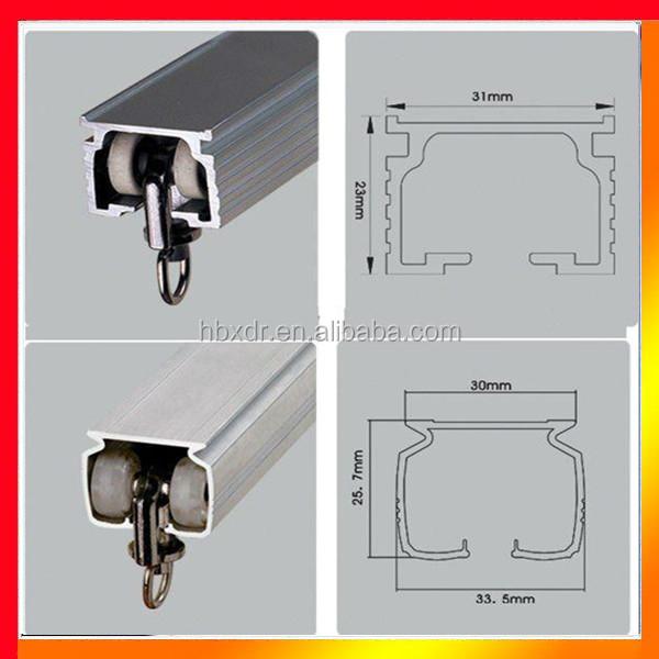 Anodizado dobladora tipos de cami n de aluminio rieles de - Tipos de perfiles de aluminio ...