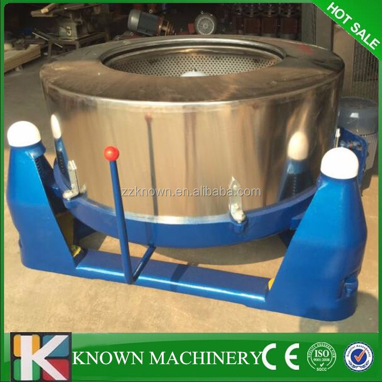 Laundry Water Extractor ~ Large capacity commercial spin dryer laundry water
