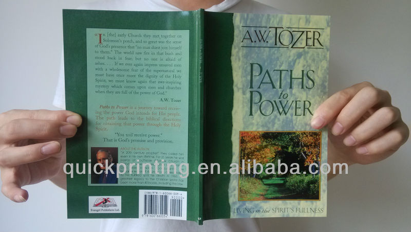 Book Printing Service For Art Book Printing