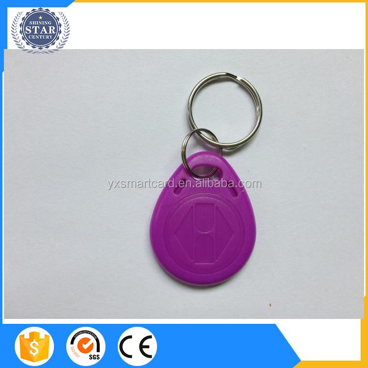 Abs Rfid Mini Nfc Keyfob Tags Free Samples 125khz Keyfobs