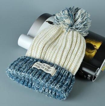 Hohe Qualität Teenager Streifen Fleece Winter Warme Wolle Schädel ...