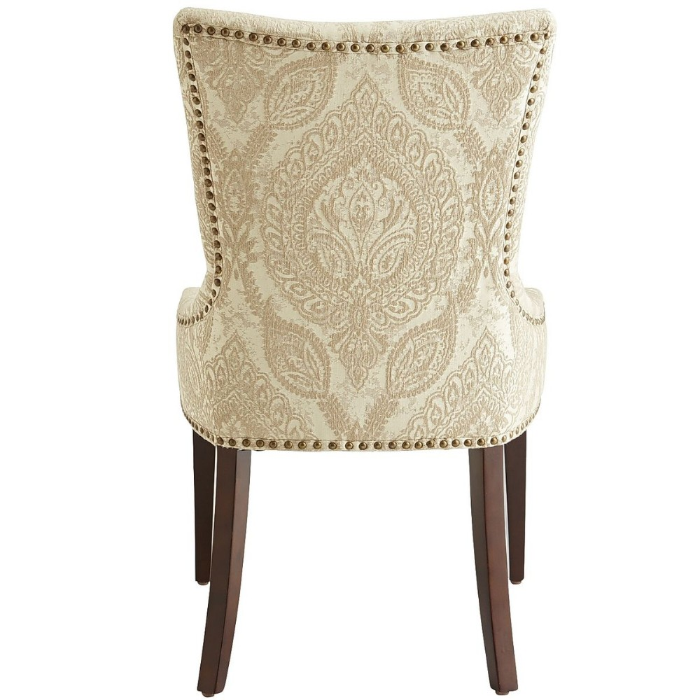 Wholesale Solid Wood Dining Chairs Hot Sale Armless Chair