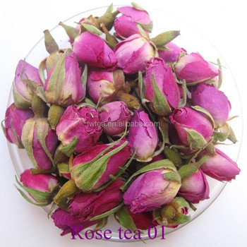 Dried Pink Rose Flower Tea Slim Flower Tea France Rose - Buy Dried ...