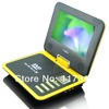 7inch superior quality mp4 player portable dvd divx player