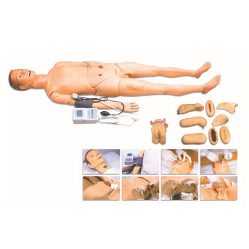 BIX-H2400 Advanced full functional with blood pressure meansurement nursing training manikin