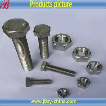 Stainless Steel Supplier Ss Nut Bolt Washer Screw In Dubai Uae - Buy Ss Nut  Bolt Washer Screw In Dubai Uae,Astm A325 Hex Bolts,Astm A325 Hex Bolts