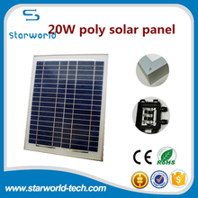 260w polycrystalline module high power pv solar panel made by poly soalr cell in China