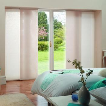 Panel Track Blind Hanging Room Divider Made To Measure Curtains Product On