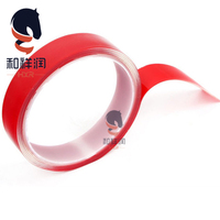 Golden Supplier free sample no residual permanent strong automotive clear double sided foam acrylic tape