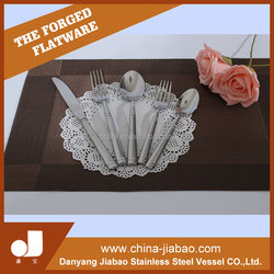 promotional antique cutlery, wholesale christmas dinnerware set