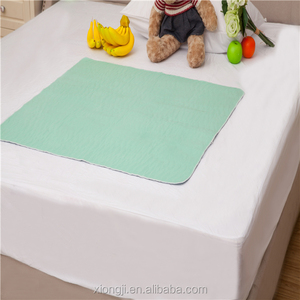 brushing fabric and quilting waterproof pads for baby and puppy from China supplier