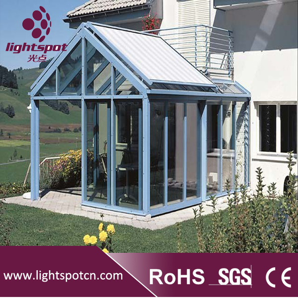 Electric Canopy Glass Pergola Sunshade Roof Awning For Sale