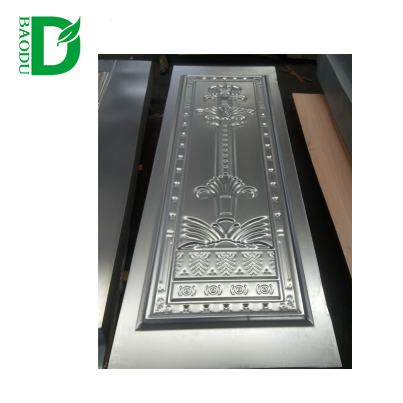 new design exterior metal door skin