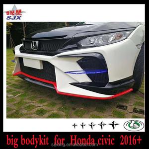 Bodykit For Honda Civic Supplieranufacturers At Alibaba