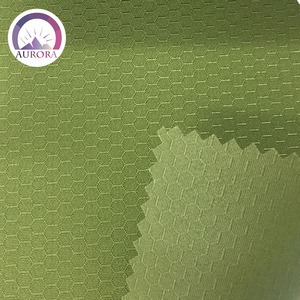 300D HONEYCOMB 100% cotton oxford shirting fabric price