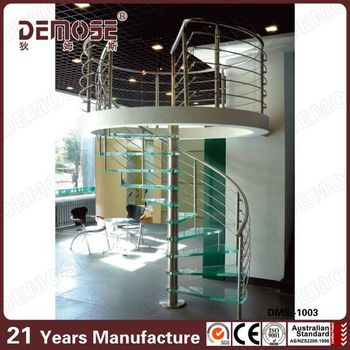 High End Used Spiral Staircase