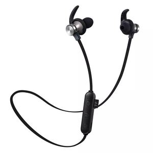 New Handfree TF Solt Support Wireless Mp3 Magnetic Earphone