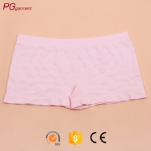China factory young girls underwear fashion ladies boxer briefs women boyshort panties