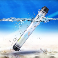 UY-Q7 Trade assurance 5200mA battery operated rechargeable emergency waterproof led light