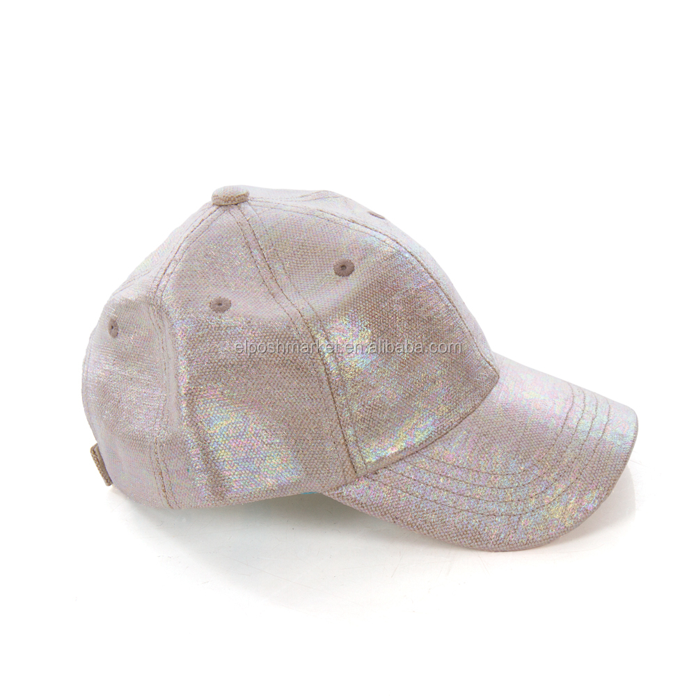 Wholesale Personalized Customized New Design Glitter Trucker Hat