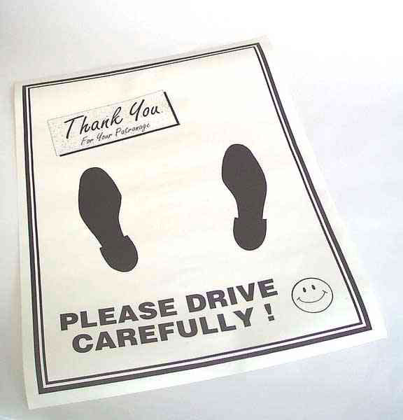 Anti Slip Car Floor Mats Paper Buy Disposable Anti Slip Car Floor