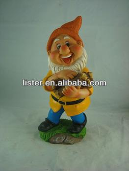 Cheap Gnome Figurine WholesaleResin Garden GnomesGarden Gnome