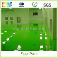 self-leveling impact resistance liquid resin epoxy floor covering