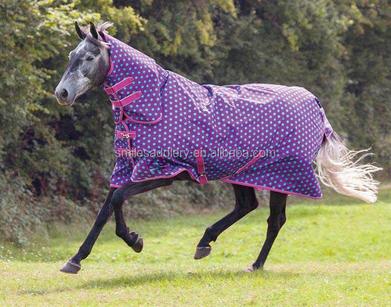 Waterproof Spotty Turnout Horse Rug