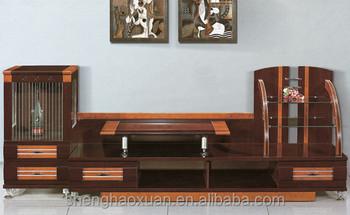 tv stand for living room. Livingroom Furniture Wooden LED TV Stand New Model Corner Stands