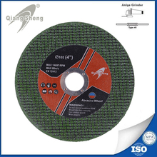 The high quality abrasive diamond double nets cutting wheel