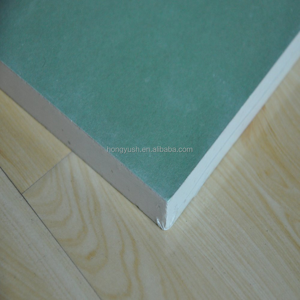 Moisture resistant china gypsum board manufacture plant