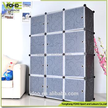 Portable Cheap Portable Closets, Assemble Plastic Portable Wardrobe Cheap  Closet Furniture (FH AL0039