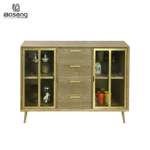 boseng vintage cabinet furniture industrial sideboard
