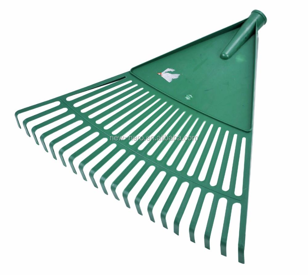 garden rake. 20teeth Plastic Garden Rake Lawn Leaf S