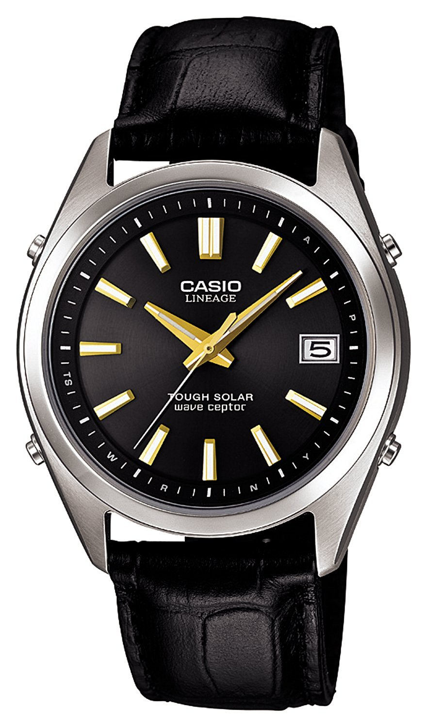 443c8985e865 Get Quotations · Casio LINEAGE WAVE CEPTOR Tough Solar LIW-130TLJ-1AJF  (Japan Import)