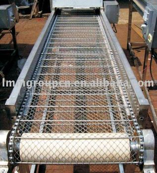 Metal Mesh Belt Conveyor - Buy Metal Mesh Conveyor System ...