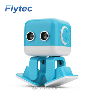 Wltoys F9 RC Mini robot Toys IOS /Android /Infrared control APP Control Puzzle Intelligent Toys Robots for Children