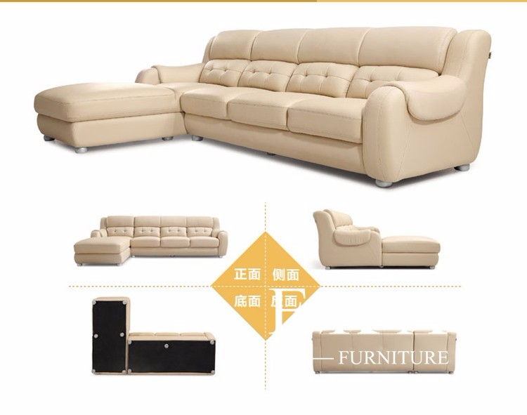 Top leather heavy duty sectional couch sofa couch living for Where to buy the best sofas