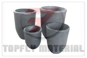 china high quality graphite casting crucible